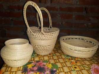 artesanias Comunidades Pilaga