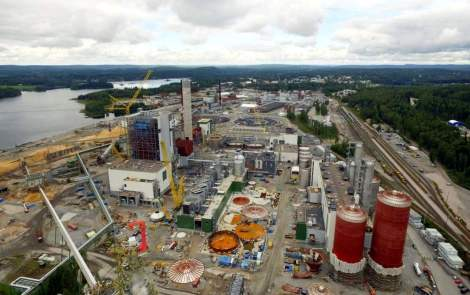 Industria de madera en Finlandia (3)