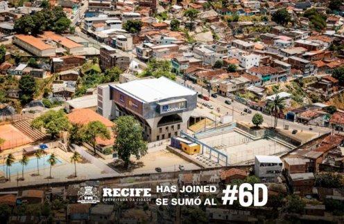 6D Municipio de Recife Brasil