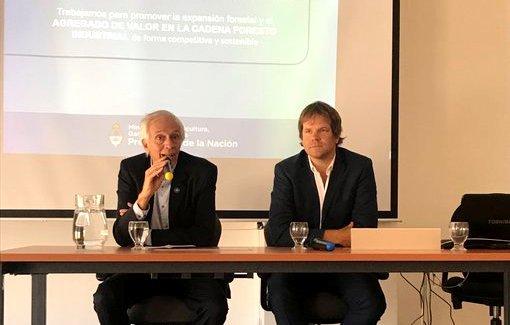 GuillermoBernaudo y Nicolas Laharrague