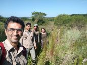 Relevamientos mamiferos Reserva Urutau - Sur Misiones - CeIBA
