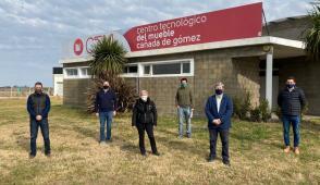 Santa Fe Maquinaria en Cañada de Gomez