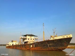 Barco Varado en Puerto de Campichuelo (10 de julio)5