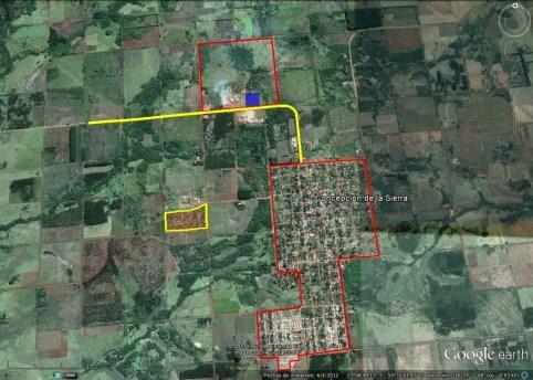 ubicacion del proyecto
