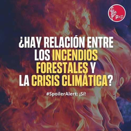 Clima y FUego. Periodistas por el Planeta