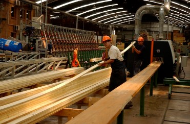 Puerto Laharrague -Chodorgue SA (Industria) Foto ArgentinaForestal