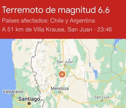 Terremoto San Juan 1