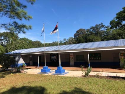 Escuela 340 Colonia San Juan de la Sierra 3