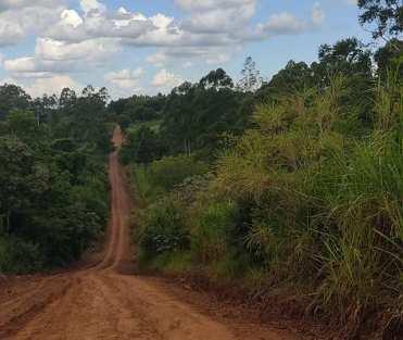 Camino a Salto Chavez