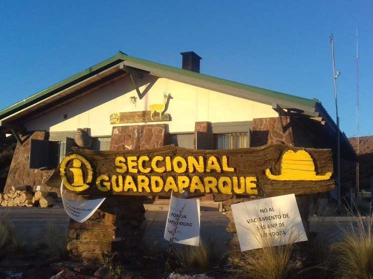 Mendoza Guardaparques 4