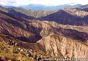 Resultado de imagen para Quebrada de Escoipe, en Chicoana