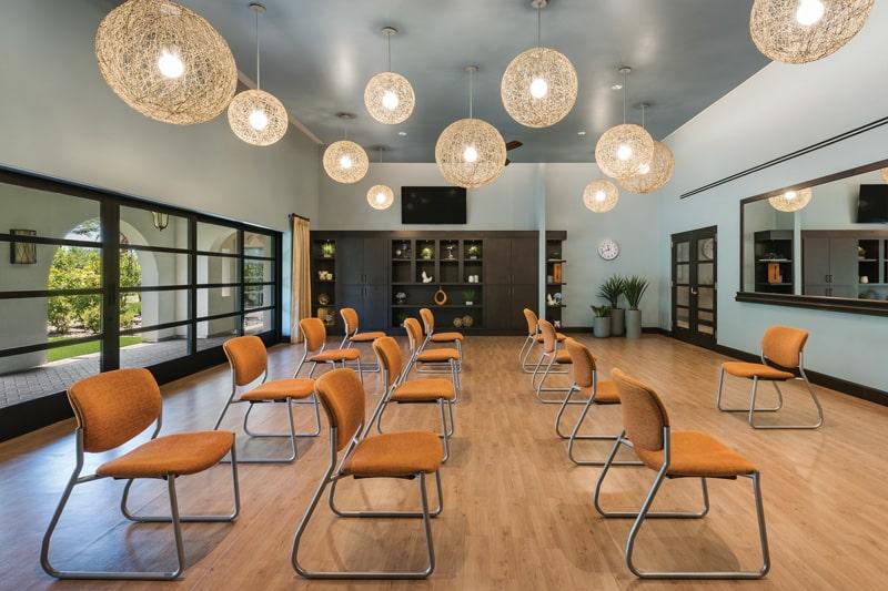 Contemporary Designs Take Senior Living To The Next Level