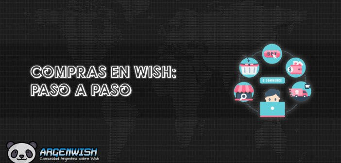 Compras en Wish: Paso a paso