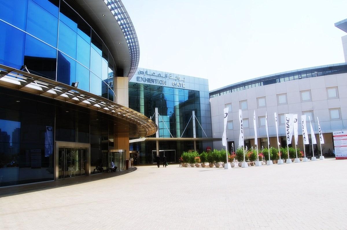 Dubai World Trade Centre in Solar Power Drive