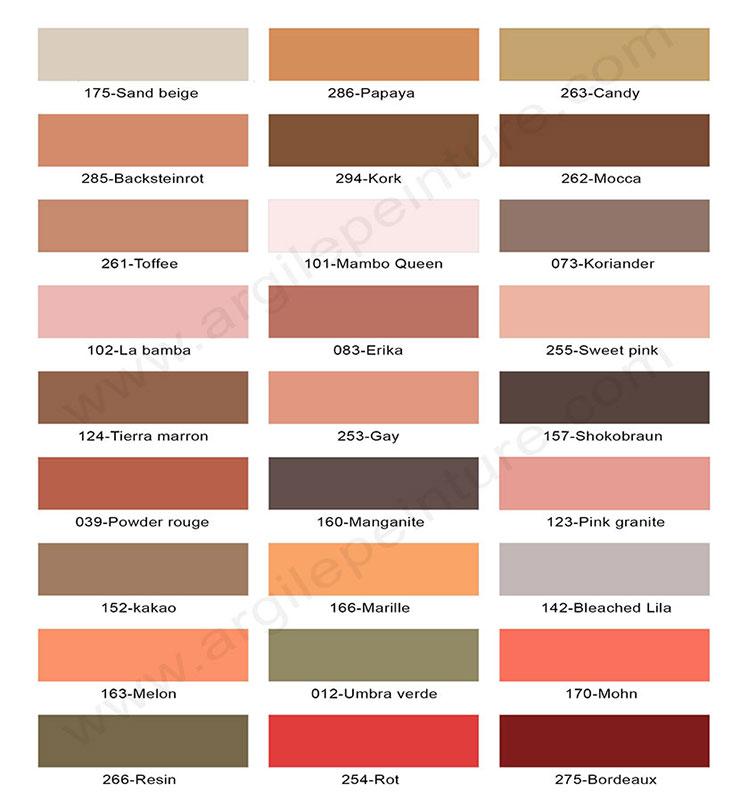 Palette Peinture Murale Best Une Ambiance Couleur Dco
