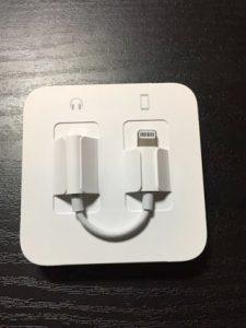 iphone7plus イヤホンジャック