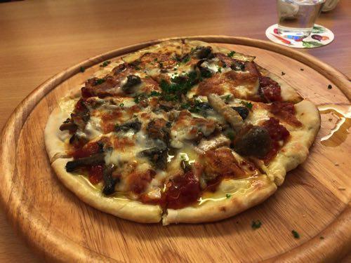 和田山 ベリッタ ピザ