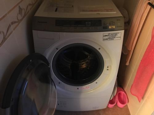 瀬底倶楽部 洗濯機