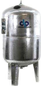 Pressure Tanks - Galvanised