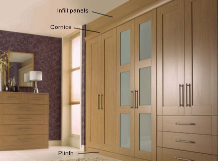 For Finishing Touches We Have A Selection Of Cornices And Plinths To Choose From All Wardrobes Require Plinth Cornice They Re Both Supplied In 3 Metre