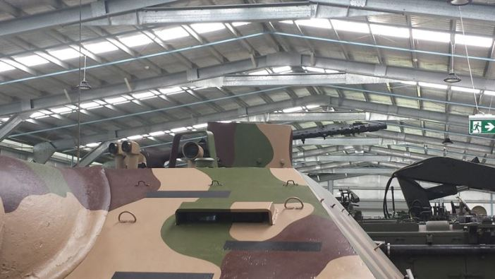 Jagdpanzer 38t Hetzer acquired by Australian Armour & Artillery Museum