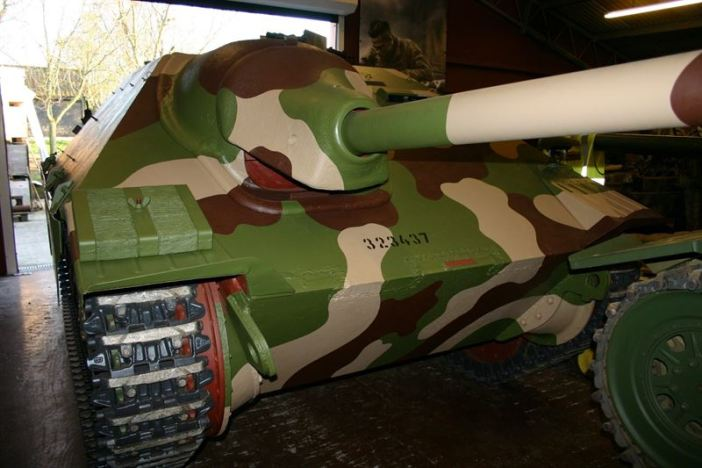 Jagdpanzer 38t Hetzer acquired by Australian Armour & Artillery Museum