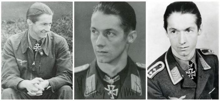 Photographs of Walter Schuck