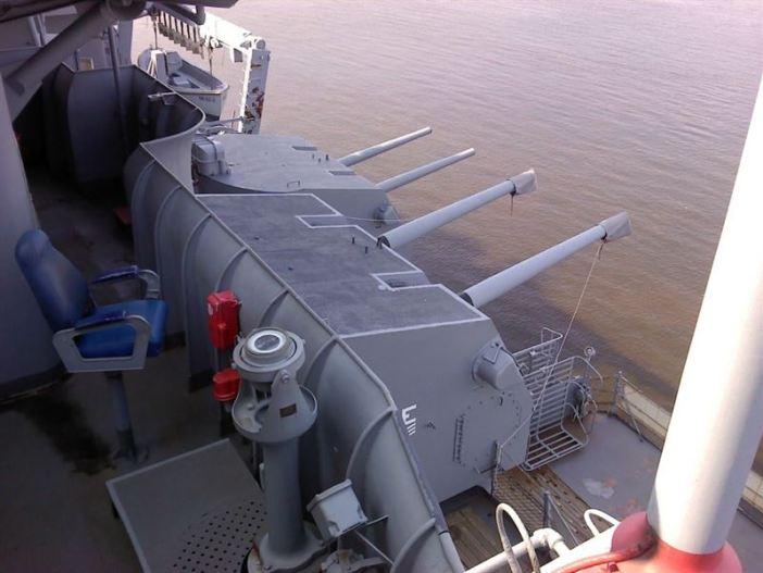 USS New Jersey - 2