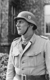 SS-Sturmbannführer Otto Skorzeny (Credits: Bundesarchiv - 101III-Alber-183-25 - Kurt Alber)