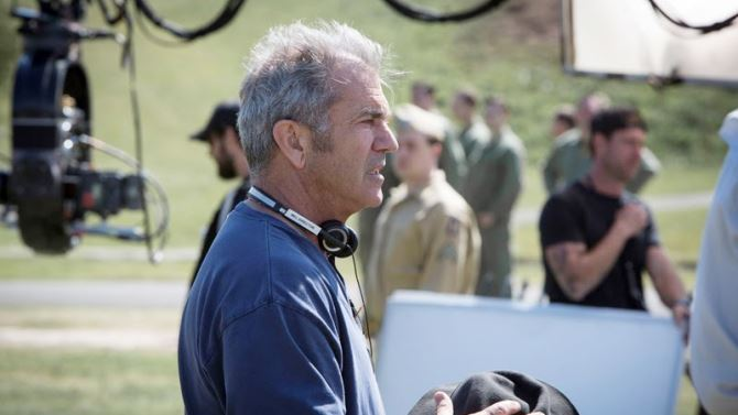 Upcoming WWII Drama Hacksaw Ridge - Mel Gibson