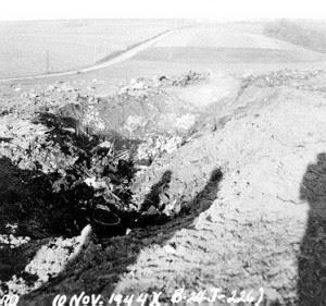 B24J crater Tincourt Boucly