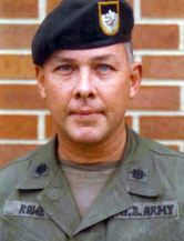 "Col. James ""Nick"" Rowe without the beard that saved his life. (Credits: US Army)"