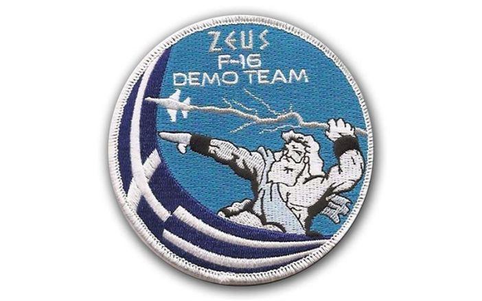 F-16 Fighting Falcon Demo Team Zeus