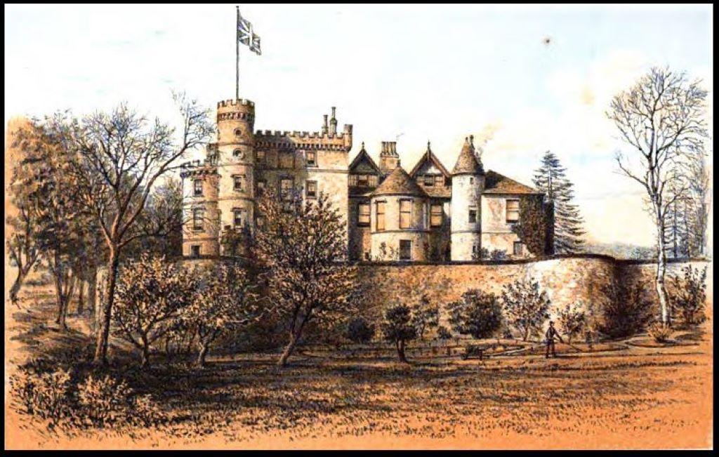 'Ardencaple Castle Helensburgh'