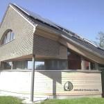Réalisation d'une maison éco-bio-climatique certifiée passive