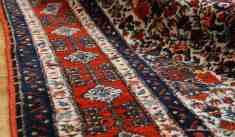 Semiantik Abadeh, Sil-i-Sultan, 145x200 cm. Refnr A00802.