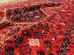Shiraz – persisk nomadmatta, 210 x 305 cm. Ref 34715