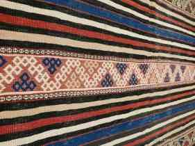 Semiantik Konya Kelim, ca 176x261 cm. Refnr 34701