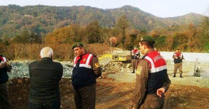MNG Kavak Hes Çalışanından Çevreciye Ölüm Tehdidi