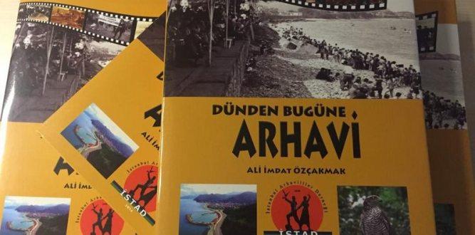 Arhavi Kültürünü Tanıtan Dünden Bugüne Arhavi Adlı Ansiklopedi Ulusal Kanallarda Tanıtılıyor