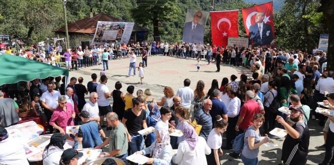 1.Dikyamaç Köyü Kültür, Sanat ve Yaşam Tarzı Festivali Yapıldı