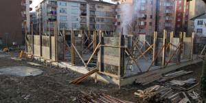 Arhavi'de Afet Evleri İnşaatına Başlandı