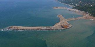 Rize-Artvin Havalimanı İnşaatı Devam Ediyor