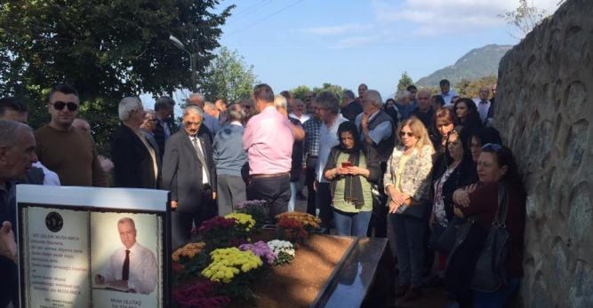 Efsane Başkan Musa Ulutaş Mezarı Başında Anıldı!