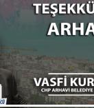 Artvin'de CHP'nin Yaptırdığı Kamuoyu Yoklaması Sonuçları Belli Oldu