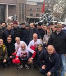 Büyük Atatürk Koşusu Tulum Eşliğinde Koşuldu