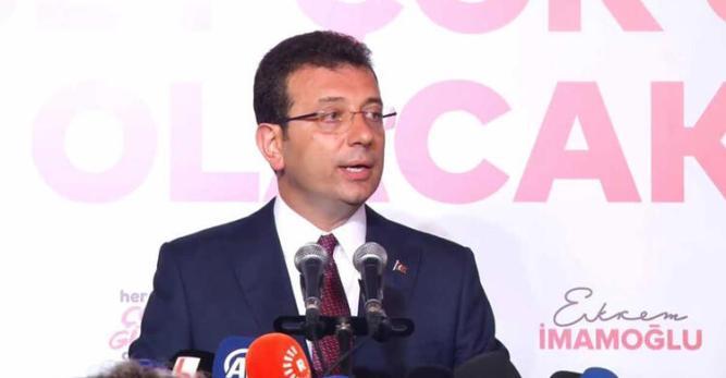 İstanbul Büyükşehir Belediye Başkanlığını Ekrem İmamoğlu Yüzde 54 ile Kazandı