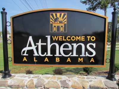 Athens, AL home inspection