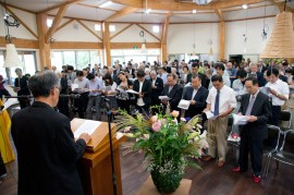 Koinonia Dedication 02