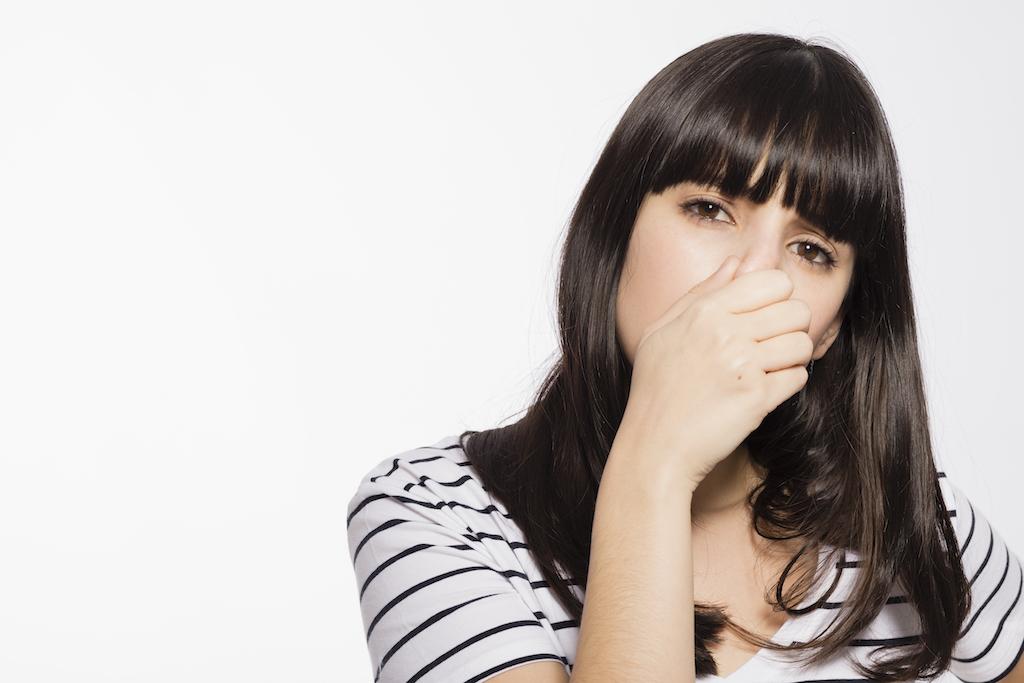 Cattivo odore dal condizionatore